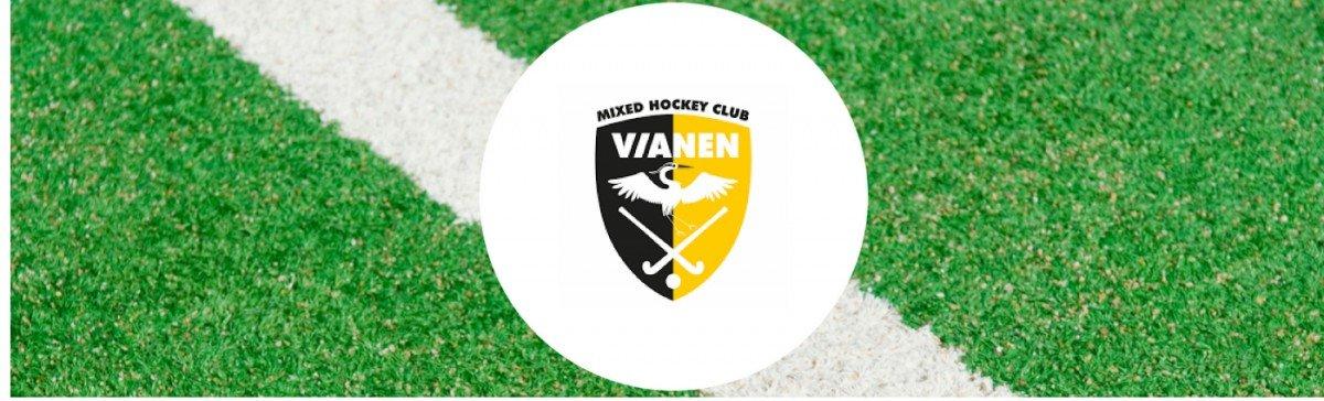 Mixed Hockey Club Vianen Bitjehappen banner
